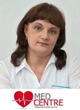 Губкина Елена Евгеньевна