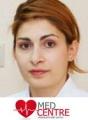 Самхарадзе Нана Джемаловна