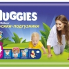 Подгузники Huggies Little Walkers фото #2