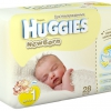 Подгузники Huggies Newborn фото #2
