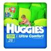 Подгузники Huggies Ultra Comfort фото #9