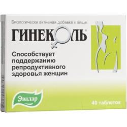 Гинеколь Эвалар