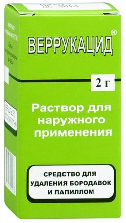 Веррукацид
