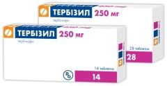 Тербизил таблетки