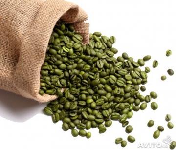 Зеленый кофе сжигает килограммы