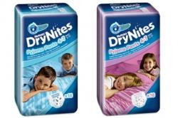 Подгузники Huggies DryNites