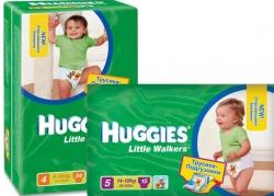Подгузники Huggies Little Walkers