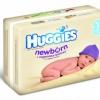 Подгузники Huggies Newborn