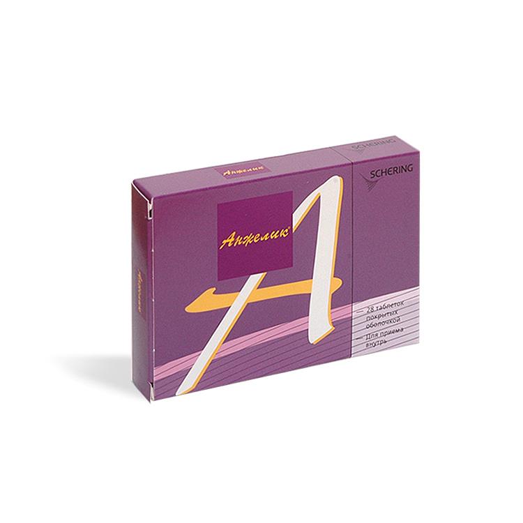 Препарат Анжелик при климаксе: отзывы, цена таблеток