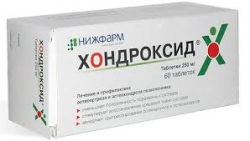 Хондроксид таблетки