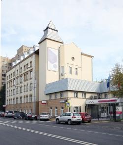Детская клиника Медси на Пироговской