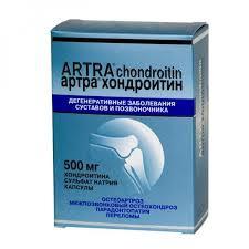 Артра Хондроитин