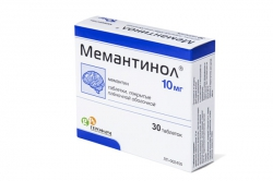 Мемантинол