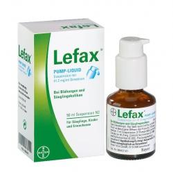 Лефакс жидкость