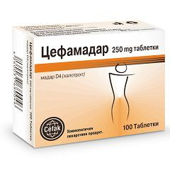 Цефамадар