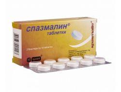 Спазмалин