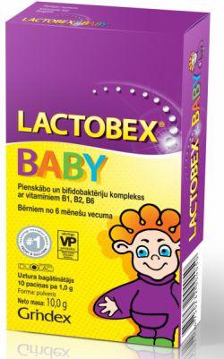 Лактобекс беби