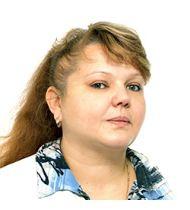 Крылова (Суслова) Елена Александровна