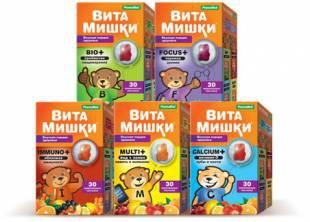 Ми-ми-мишки витамины для детей. Инструкция, производитель, состав, где купить
