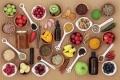 Основные продукты – источники антиоксидантов