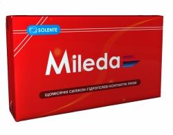 Контактные линзы MILEDA