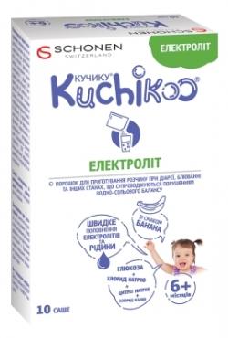 КУЧИКУ ЭЛЕКТРОЛИТ