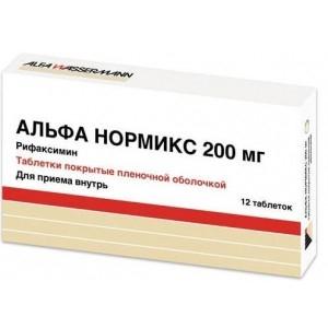 Альфа нормикс цена в Москве от 443 руб., купить Альфа нормикс, отзывы и инструкция по применению