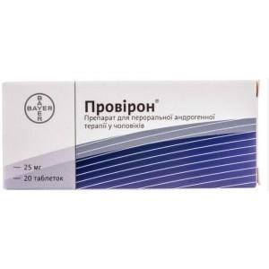 Купить Провирон (Местеролон) по лучшей цене с доставкой по РФ, инструкция по применению