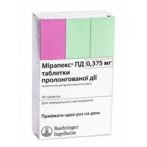 Миратекс лекарство инструкция