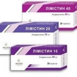 Лимистин 40