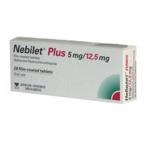 Небилет – инструкция по применению, дозы, показания