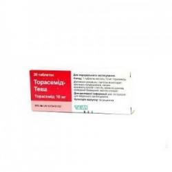Торасемид-Тева