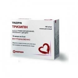 Тризипин раствор для инъекций 100мг/мл