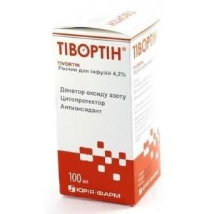 Препарат тивортин инструкция по применению