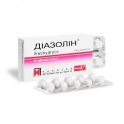 Диазолин Фармак
