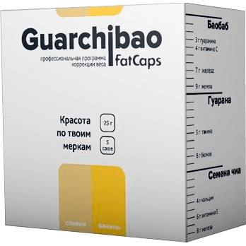 Гуарчибао для похудения: инструкция по применению