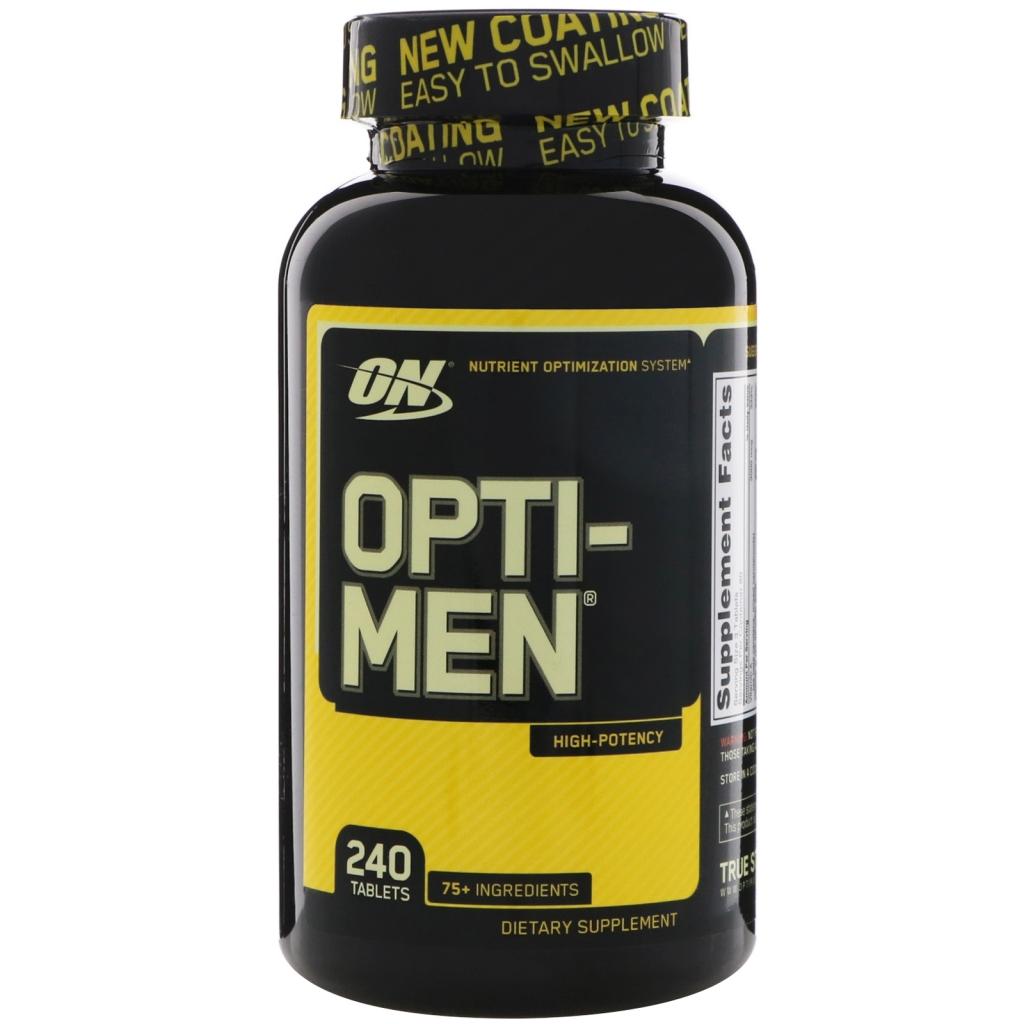 Optimum Nutrition, Opti-Men, 150таблеток - iHerb
