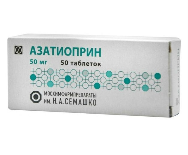 Как принимать азатиоприн