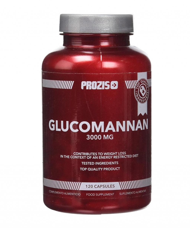 Глюкоманнан I Добавка для похудения