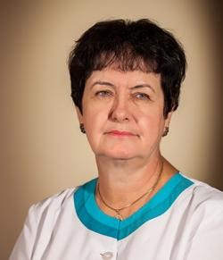 Илюхова Нина Васильевна