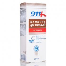 ШАМПУНЬ ДЕГТЯРНЫЙ 911